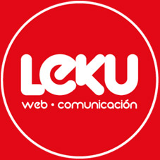 logotipo de LEKU
