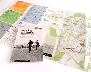 Miniatura de Walking and Running