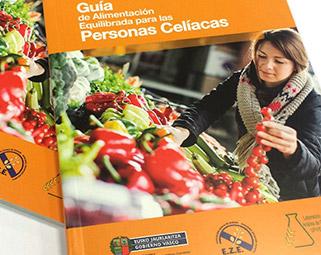 Miniatura de Guía informativa Celiaquía
